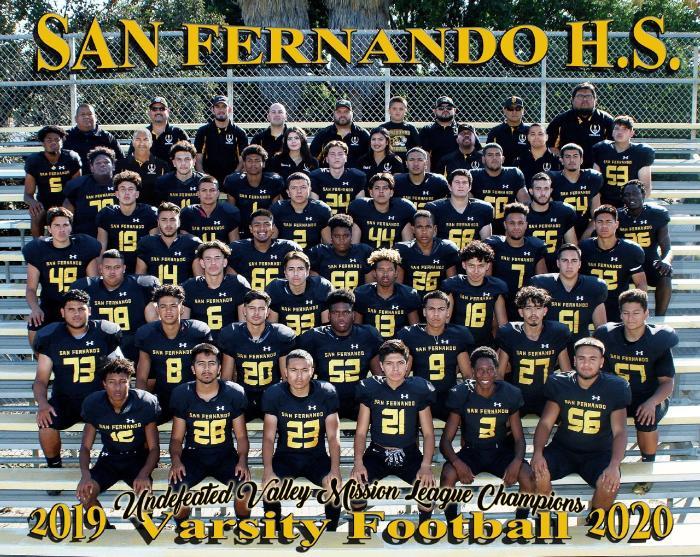 San Fernando Senior High School